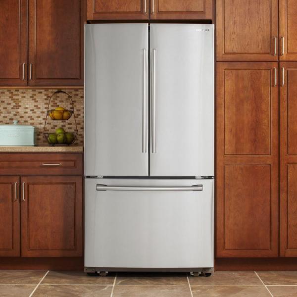Samsung 26 Cu Ft French Door Refrigerator Agren