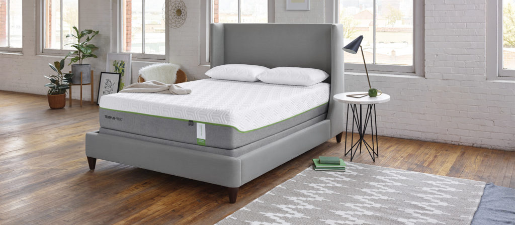 tempur flex supreme mattress set agren. Black Bedroom Furniture Sets. Home Design Ideas