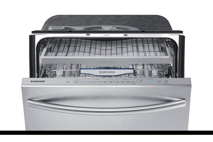 Samsung 44 Dba Dishwasher With 3rd Rack Agren